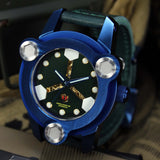 DelTat NBS MKI-BGB Blue Watch