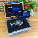 DelTat Tenmon Iapetus Watch & Transportation Case