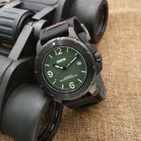 DelTat Umi U-739 Black Watch