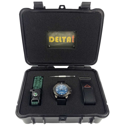 DelTat Umi U-740 Black Watch