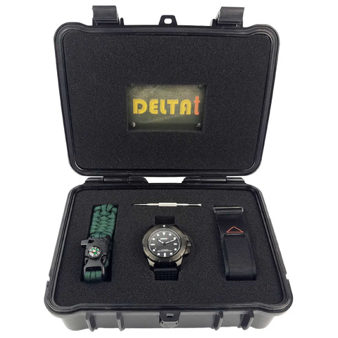 DelTat Umi U-735 Black Watch