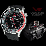 Vostok Europe Anchar Submarine Automatic Watch NH35A/5105141