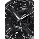 Vostok Europe Gaz-14 Limousine World Timer Watch 2426/5605239