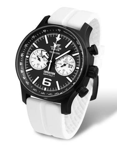 Vostok Europe Expedition NORTH POLE - 1 Chrono Watch 6S21/5954199S