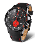Vostok Europe Anchar Submarine Chrono Watch 6S30/5104244