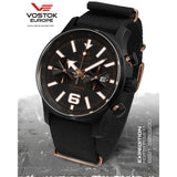 Vostok Europe Expedition NORTH POLE - 1 Chrono Watch 6S21/5953230N