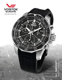 Vostok Europe N1 Rocket Chrono Line Watch 6S30/2255177S