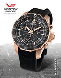 Vostok Europe N1 Rocket Chrono Quartz Watch 6S30/2259179S