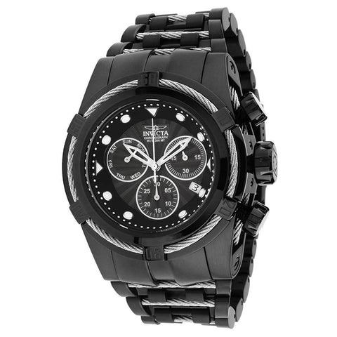 Invicta Men's 23916 Bolt Quartz Chronograph Watch