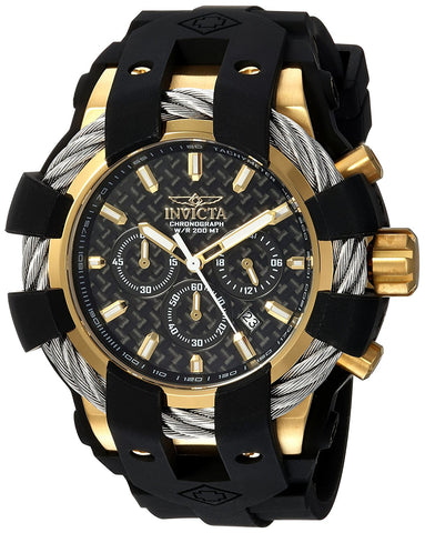 Invicta Men's 23860 Bolt Quartz Chronograph Watch
