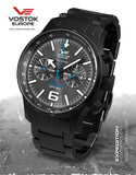 Vostok Europe Expedition NORTH POLE - 1 Chrono Watch 6S21/5954198B
