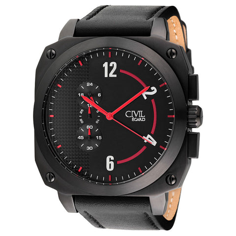 Égard BRIGADE BLACK Watch CVL-BRG-BLK