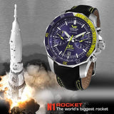 Vostok Europe N1 Rocket Chrono Quartz Watch 6S21/2254253