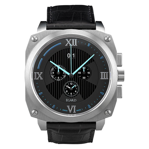 Égard CHRONOBEAST BLUE Watch GRD-CRO-LUE