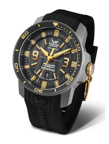 Vostok Europe Ekranoplan Automatic Watch NH35A-546H515S