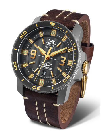 Vostok Europe Ekranoplan Automatic Watch NH35A-546H515