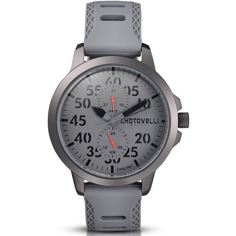 Chotovelli Airliner 3300 Retro Aviation Watch JTS3300-13