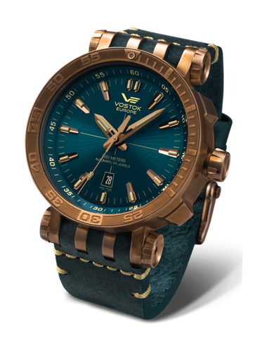 Vostok Europe Energia 2 Bronze Watch NH35/575O286