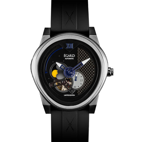 Égard PASSAGES William Shatner STEEL Watch PSG-STL