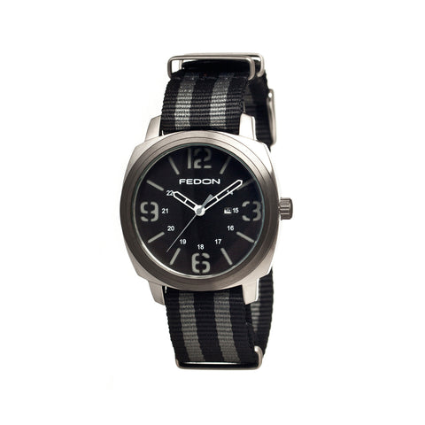 Fedon 1919 Army with Nato Strap Watch FDAF004