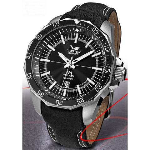 Vostok Europe N1 Rocket Automatic Chrono Watch NH35A/2255146