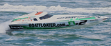 Vostok-Europe Scott Free World Championship Off Shore Racing  Signature Edition  6S11/320C374