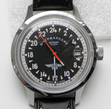 Sturmanskie Open Space Silver/Black Watch 2431/1767937