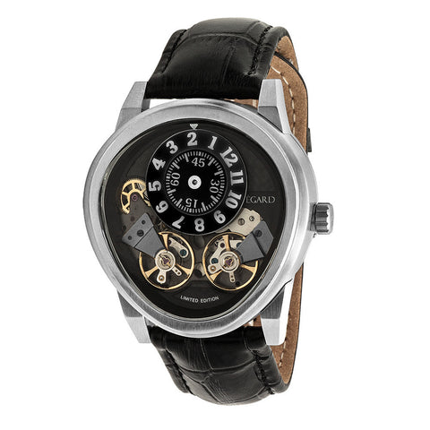Égard QUANTUS2 STEEL Watch CVL-QNT2-STE