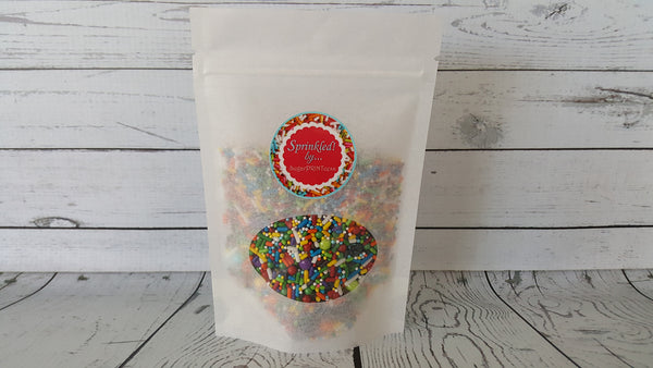Carnival Party Custom Sprinkles
