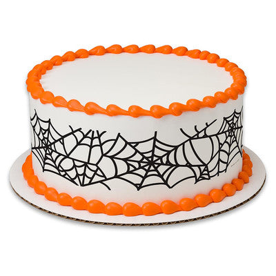 Halloween Cake and Cupcake toppers