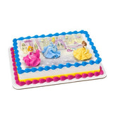 Disney Princess cake and cupcake toppers