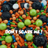 Halloween Sprinkle Mixes