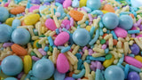 Easter sprinkle mix