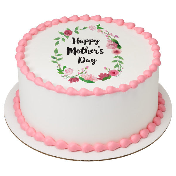 Mother's Day cake toppers