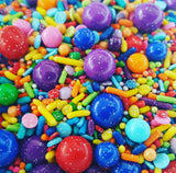 Rainbow sprinkles
