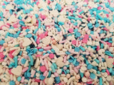 GENDER REVEAL sprinkles