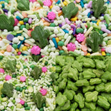 Cactus sprinkle mix