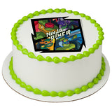 Teenage Mutant Ninja Turtles cake topper
