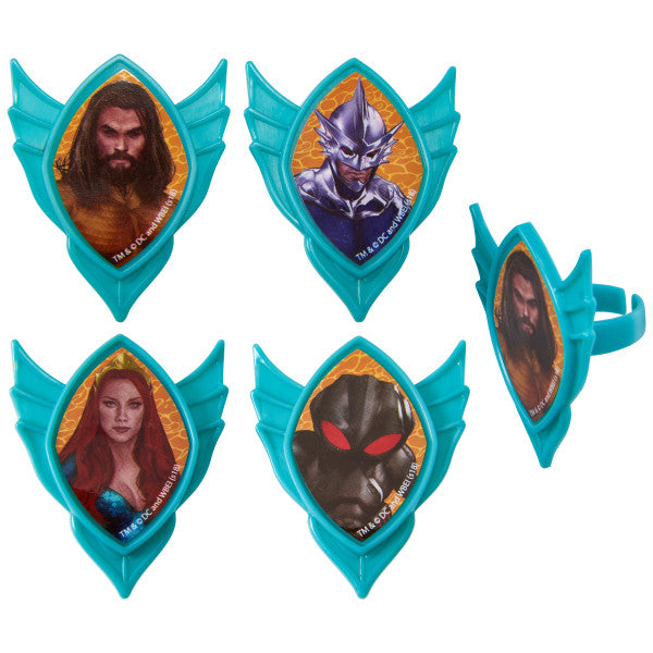 Aquaman cake toppers