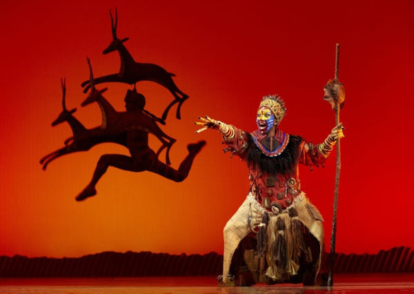 MUSICAL DE BROADWAY - The Lion King - Mi Viaje A Nueva York - 3