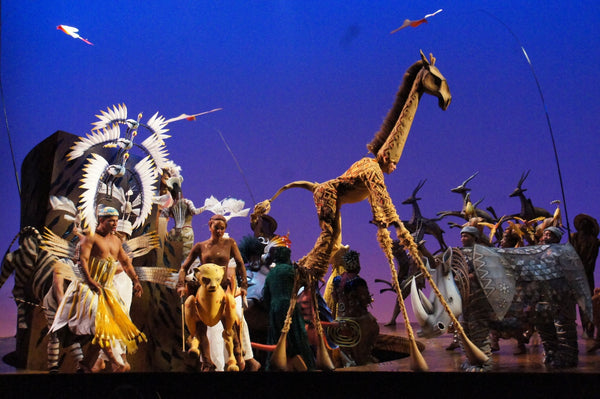 MUSICAL DE BROADWAY - The Lion King - Mi Viaje A Nueva York - 5