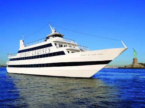 Crucero Spirit New York con cena buffet
