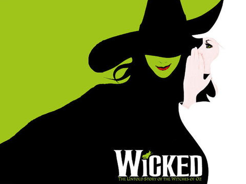 MUSICAL DE BROADWAY- Wicked