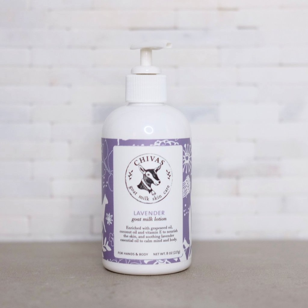 Goat Milk Lotions (for Hand and Body)