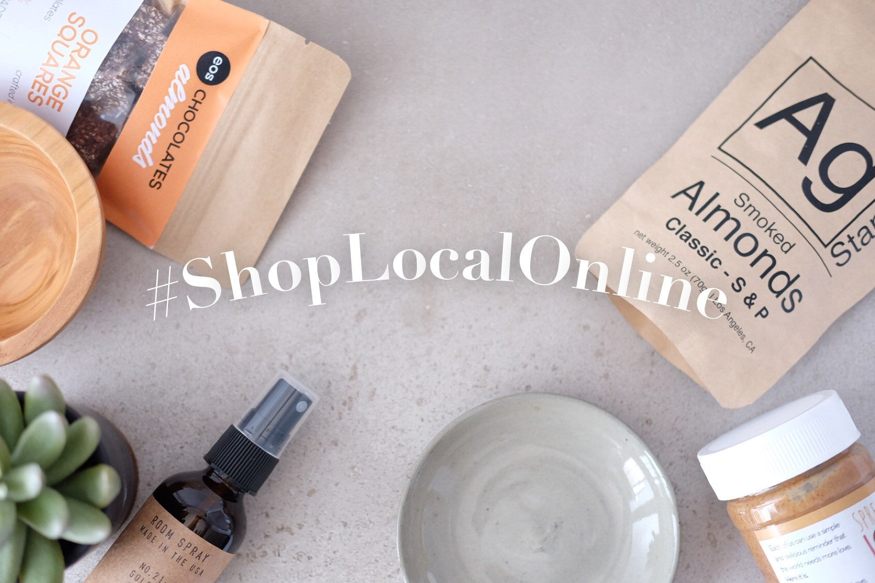shop local online