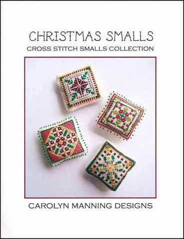 Christmas Smalls by CM DESIGN Counted Cross Stitch Pattern