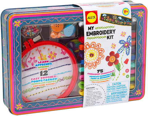 ALEX -Craft My Embroidery Kit