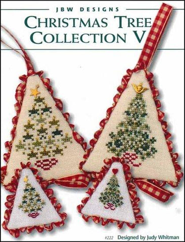 Christmas Tree Collection 5 by JBW Designs Counted Cross Stitch Pattern