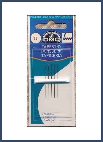 DMC TAPESTRY NEEDLES Size 22