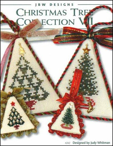 Christmas Tree Collection 7 by JBW Designs Counted Cross Stitch Pattern